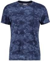 J.lindeberg Wave Print Tshirt Navy
