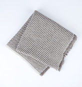 Rejuvenation Fringed Stripe Towels