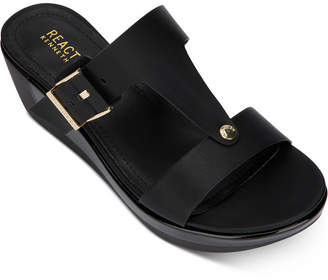 Kenneth Cole Reaction Women Pepea Buckle Sandals Women Shoes