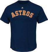 Majestic Men's Houston Astros Team Wordmark T-Shirt