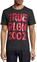 True Religion Cotton Graphic Tee