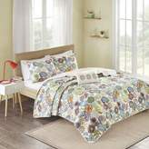 Bed Bath & Beyond Mizone Tamil Reversible Twin/Twin XL Coverlet Set