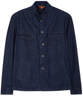 Barena Dark Blue Denim Jacket