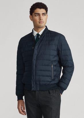 Ralph Lauren Packable Water-Resistant Down Jacket