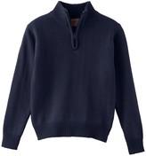 Eddie Bauer Boys 4-16 Quarter-Zip Sweater