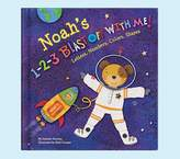 Pottery Barn Kids 123 Blast Off Personalized Book