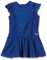Jean Bourget Baby Girls TINY FILLE CASUAL CHIC Plain Dress - -