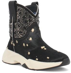 Dingo Women's the Force Leather Bootie Women's Shoes