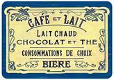 Cafe et Lait Kitchen Mat