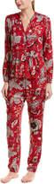 Josie Natori 2Pc Dreamcatcher Pajama Set