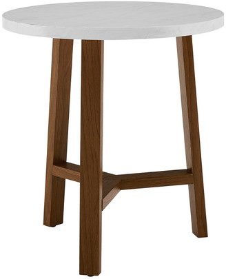 Hewson 20In Modern Round Side End Table