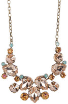 Sorrelli Nested Teardrop Statement Necklace