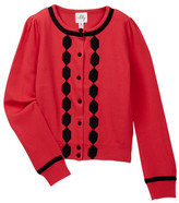 Milly Minis Ribbon Cardigan (Big Girls)