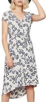 Mint Velvet Cecilia Print Tea Dress, Multi