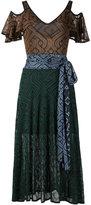 Cecilia Prado knit dress - women - Viscose - P