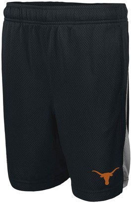 Nike Youth Black Texas Longhorns Franchise Shorts