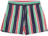 Arket Cotton Poplin Shorts