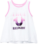 True Religion Tropical Jersey Tank (Toddler Girls)
