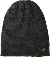 Scotch & Soda Classic Beanie in Soft Wool Blend Quality and Rib Knit Structure Beanies