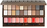 NYX Nude On Nude Palette, 20 Eye Shadows, 10 Lip Colors, Applicator/Mirror