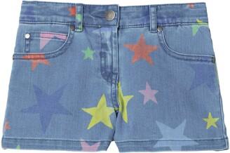Stella McCartney Kids' Star Print Shorts