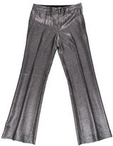 Tory Burch Caylee Wool-Blend Pants w/ Tags