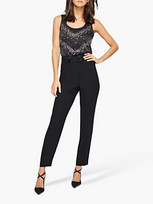 Damsel in a Dress Lolicia Tux Trousers, Black