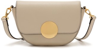 Oryany Lottie Saddle Crossbody - Cream