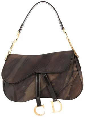 Christian Dior pre-owned Saddle handbag