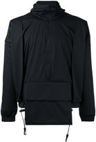 Cottweiler front pocket detail jacket