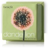 Benefit Cosmetics Dandelion Brightening Finishing Powder Travel Size Mini