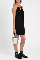 Alexander Wang Cross Strap Jersey Dress