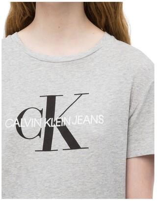 Calvin Klein Jeans Monogram Logo Tee