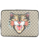 Gucci GG Supreme laptop case