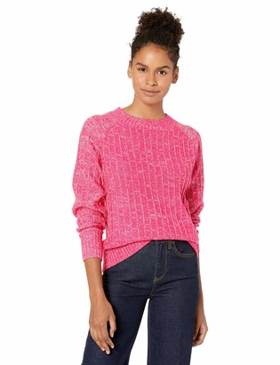 The Fifth Label Women's Electricity Crew Neck Rib Knit Basic Sweater