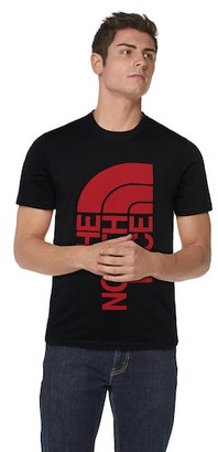 The North Face Trivert T-Shirt - Black / Red