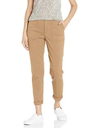 Goodthreads Patch Pocket Chino Casual Pants, Tan, 12
