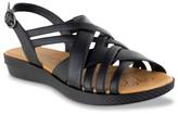 Easy Street Shoes Jasmine Wedge Sandal