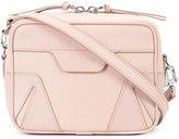 Rag & Bone top zip crossbody bag - women - Leather - One Size