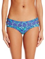 O'Neill Women's Majestic Three Piece Hipster Bikini Bottom