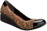 Ros Hommerson Leopard Stretch Elizabeth Wedge