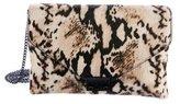 Loeffler Randall Ponyhair Junior Lock Crossbody Bag
