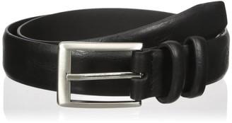 """U.S. Polo Assn. Men's Belt 1-1/4"""" Wide Feather Edge"""