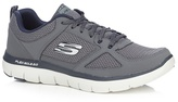 Skechers Grey 'flex Advantage 2.0' Trainers