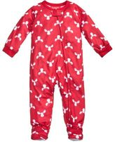 Family Pajamas 1-Pc Moose-Print Footed Pajamas, Baby Boys' or Baby Girls' (12-24 months) & Toddler Boys' or Toddler Girls' (2T-3T) Created for Macy's