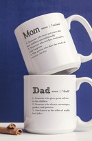 Cathy's Concepts 'Mom & Dad' Coffee Mugs