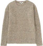 Uniqlo Women Boucle Crewneck Sweater