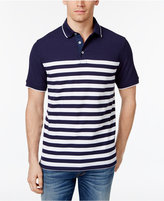 Club Room Men's Manchester Striped Polo, Only at Macy's