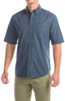 Woolrich Tall Pine Ripstop Shirt - Fitted, Short Sleeve (For Men)