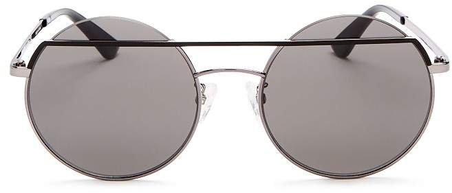 Iconic Iconic Women's Sunglasses55mm Round Sunglasses55mm Sunglasses55mm Women's Round Iconic Women's Round thQCdxsr